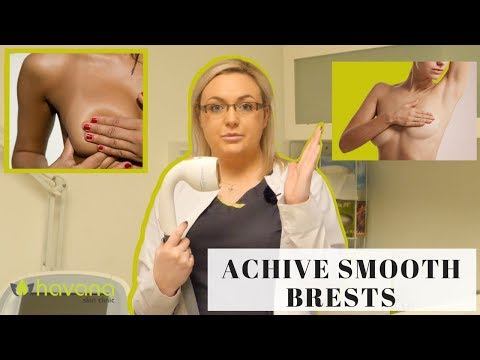 Laser Hair Removal On The Breast Area