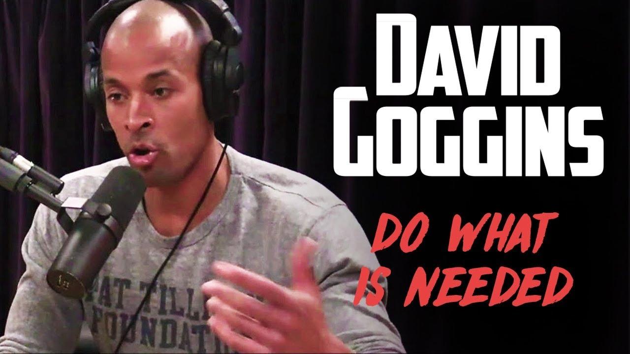 The Craziest Talk Ever David Goggins Most Motivational Speech