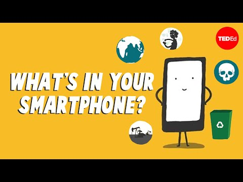What's a smartphone made of? - Kim Preshoff