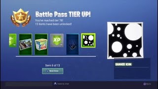HOW to GET 350 free battle stars! NEW SECRET GLITCHED CHALLENGES! FORTNITE BATTLE ROYALE