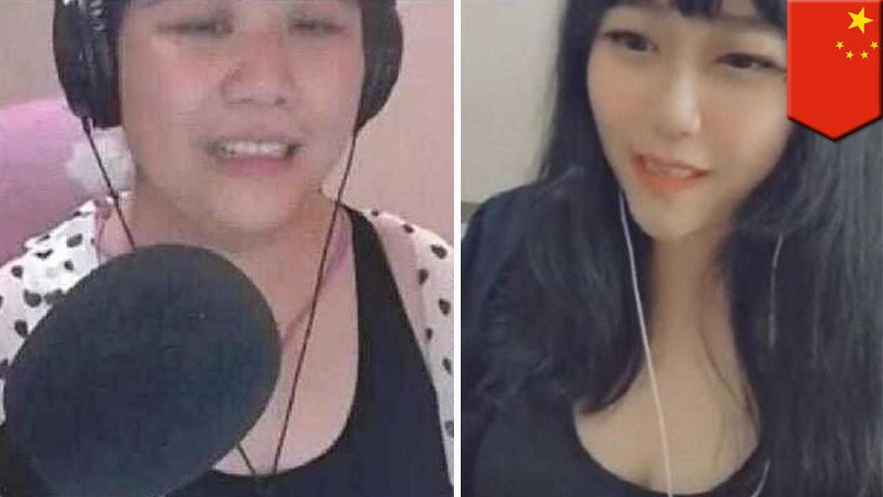 Chinese vlogger outed as 58yo auntie after face filter fail - TomoNews