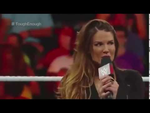 """Lita Returns To Raw - WWE 7/14/15"""