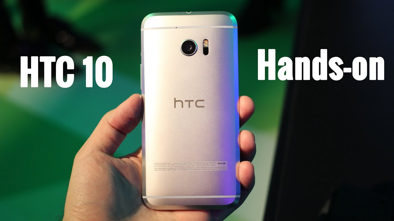 HTC 10 - Full phone specifications