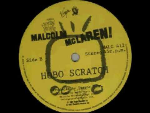 Old Beats Malcolm Mclaren - Hobo Scratch - YouTube