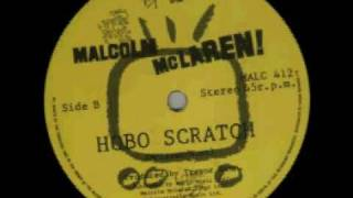 Old School Beats Malcolm Mclaren - Hobo Scratch