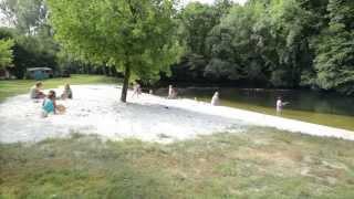 Camping Dordogne Brantôme : camping 3 étoiles Peyrelevade en Dordogne