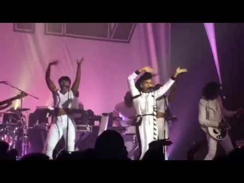 Janelle Monae - Q.U.E.E.N. (Live at The Eephus Tour in Hollywood)