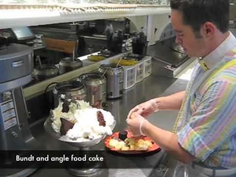 The Making of Disney World's Famous Kitchen Sink Ice Cream Sundae