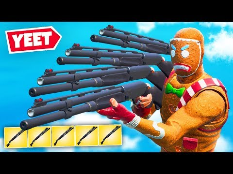5 COMBAT SHOTGUNS is the new META