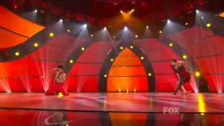 Melanie and Marko Top 14 Performances So You Think You Can Dance Season 8 July 6, 2011