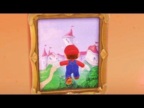 Super Mario Odyssey - All Secret Path Locations