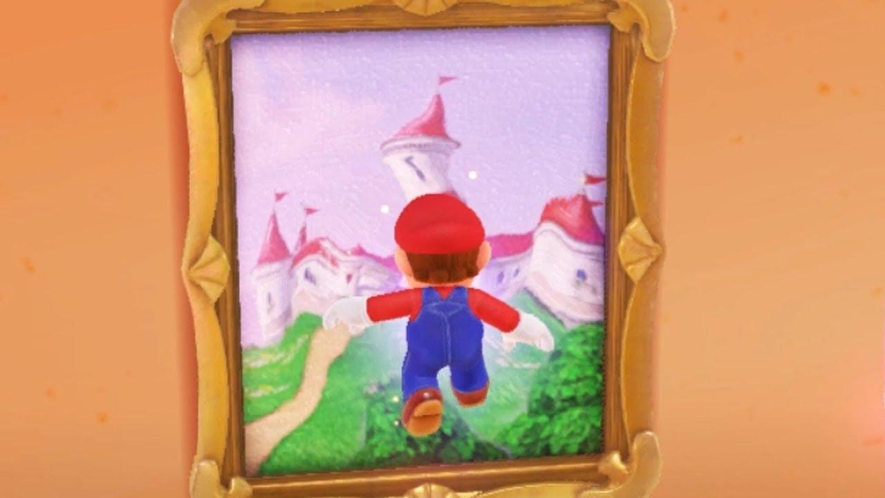 Super Mario Odyssey All Secret Path Locations