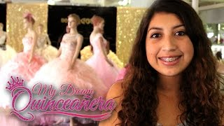 The Great Dress Debate - My Dream Quinceañera - Giselle Ep. 2