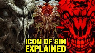 DOOM: ORIGINS - WHAT IS THE ICON OF SIN? HISTORY AND LORE EXPLAINED