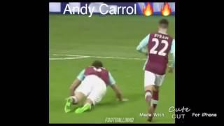Andy Carrol | over head kick | West Ham Vs Crystal Palace