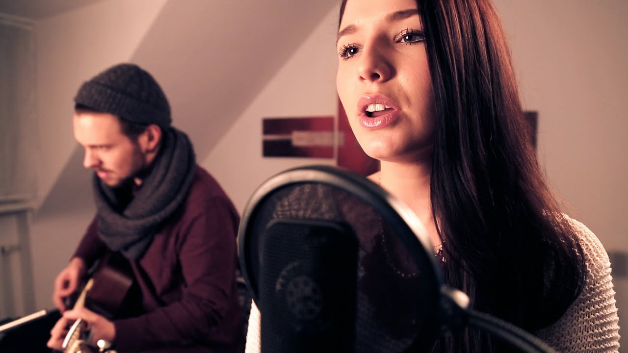 Chandelier - Sia (Nicole Cross Official Cover Video) - YouTube