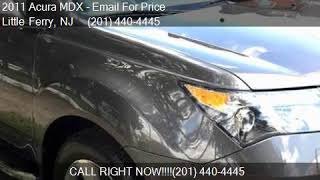 2011 Acura MDX SH AWD w/Tech 4dr SUV w/Technology Package fo