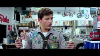Скауты Против Зомби - Trailer