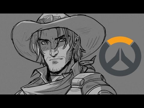 Overwatch comic dub: scars of the body and heart ft Hamlet, Dijit & SeigiVA