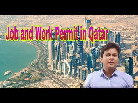 Job and Work Permit in Qatar