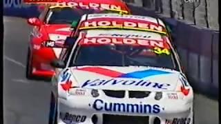 2001 V8 Supercars | Gold Coast Indy | Race 3