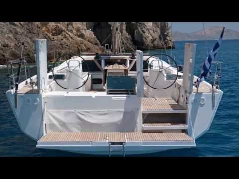 Dufour 560 Grande Large in Charter