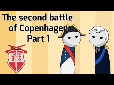 The second battle of Copenhagen: Part 1