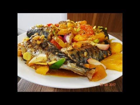 CÁ NỤC KHO THƠM - Bí quyết kho Cá Đông đá thơm ngon KHÔNG TANH - Cá Kho Khóm, Cá Kho Dứa Vanh Khuyen