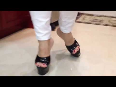 Legs and feet in Nylon Stockings from YouTube · Duration:  1 minutes 26 seconds