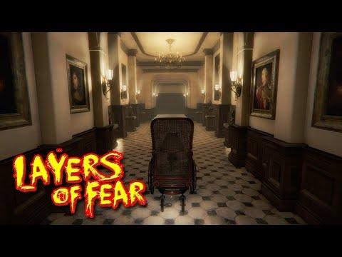 А ТЫ СМОЖЕШЬ НА ЭТО СМОТРЕТЬ НЕ ИСПУГАВШИСЬ - Layers of Fear #2