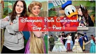 Disneyland Paris Vlogs January 2016 | Day 2 Part 1(open for links and social media* Twitter   - @elliesteadman Facebook   - https://www.facebook.com/ElliesRamblings Instagram  - @elliesteadman Snapchat  - ..., 2016-08-26T17:00:04.000Z)