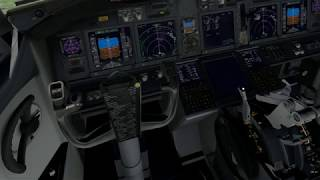 Zibo 737 Mrlb Approach | GEMPI GA