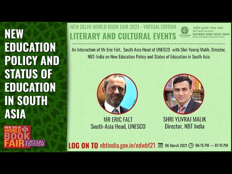 New Education Policy on Status of Education in South Asia