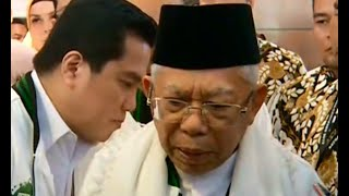 Download Video Ma'ruf Amin: Pengusaha Muda Harapan Perekonomian Bangsa MP3 3GP MP4