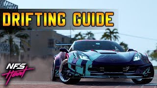 The Secret to Drifting in NFS Heat | Drifting Guide