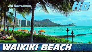 Waikiki Beach / Honolulu (Hawaii - USA)