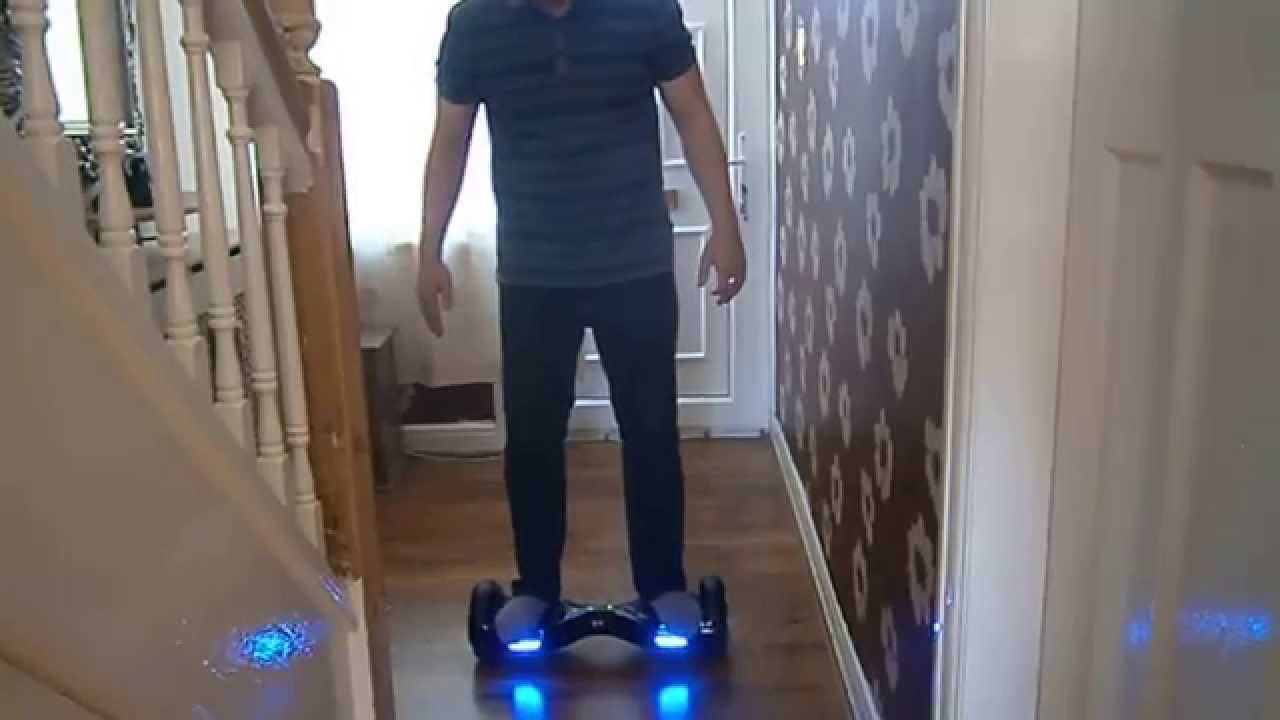 how to ride a segway mini