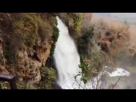 Gorgeous WaterFalls at Greece