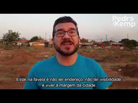 Kemp denuncia aumento do número de favelas em Campo Grande
