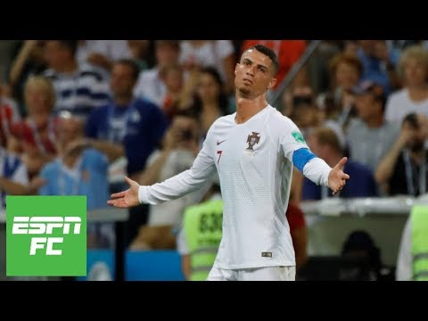 Uruguay 2, Portugal 1: Cristiano Ronaldo knocked out of 2018 World Cup | ESPN FC