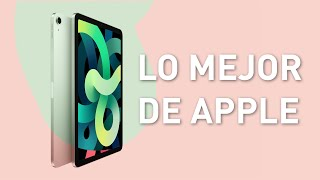 Nuevo iPad Air 4 y Apple Watch. LO MEJOR del evento de Apple