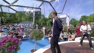 Nick Carter - Just One Kiss (ZDF-Fernsehgarten 08-05-2011)