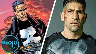 Top 10 Greatest Punisher Stories Ever Written
