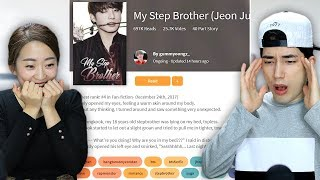 HOW CAN YOU FALL FOR YOUR STEP BROTHER - Reading BTS Fan Fictions Ft. Rachel Kim