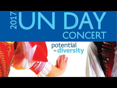 #UNDay Concert - 24 October 2017