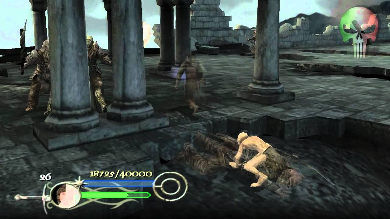Il signore degli anelli il ritorno del re pc gameplay 4 for Il signore degli anelli il ritorno del re streaming