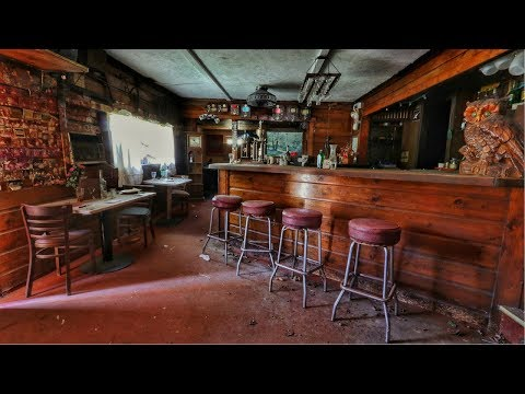 UNTOUCHED Abandoned Bar & Grill