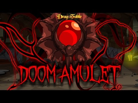 Dragon Fable Doom Amulet