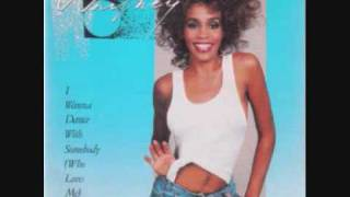 Whitney Houston I wanna dance with sombody (dub mix)