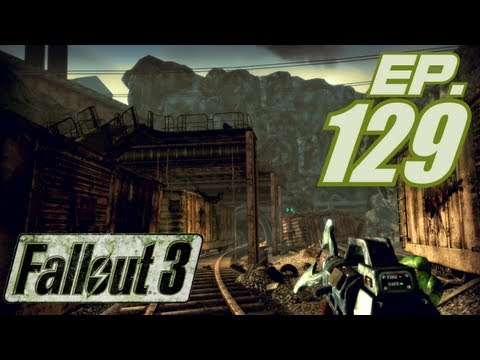 Fallout 3 GOTY Gameplay In 1440p, Part 129: Tunneling Under To The Pitt! (Let's Play For PC)